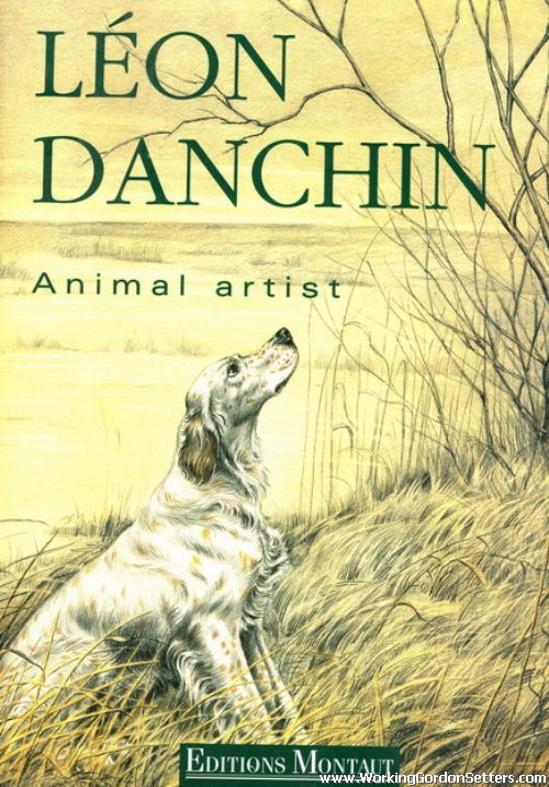 Léon Danchin Animal Artist