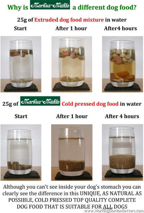 Markus-Muehle Cold Pressed Dog Food